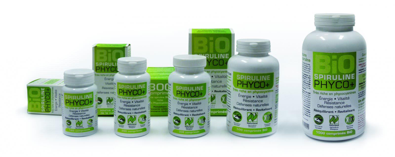 Spiruline bio, un produit que je vous recommande