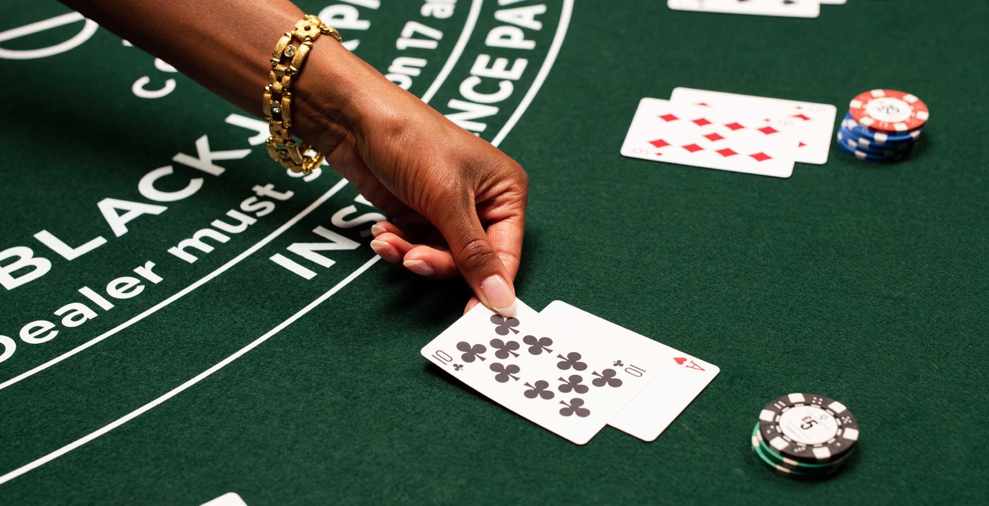 Jouer au blackjack en ligne en toute sécurité