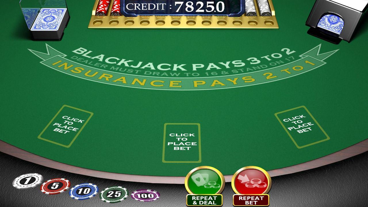 Blackjack en ligne : jouer à son rythme