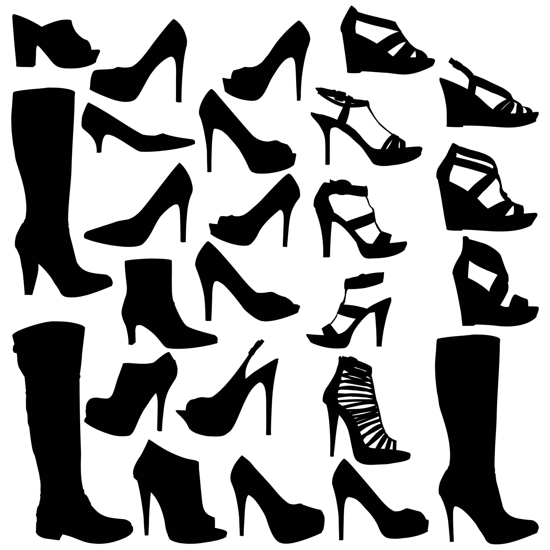 Combien de paires de chaussures possédez-vous?